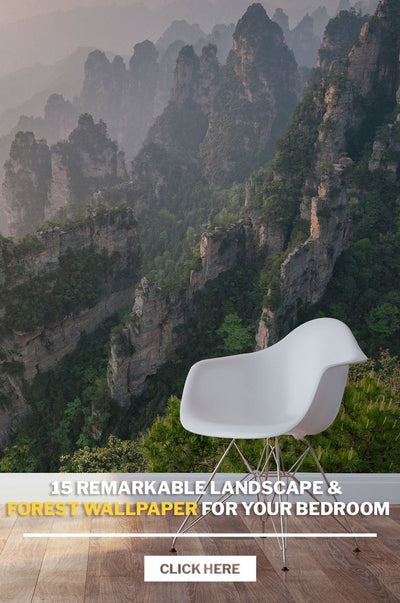 15 Remarkable Landscape & Forest Wallpaper for your bedroom