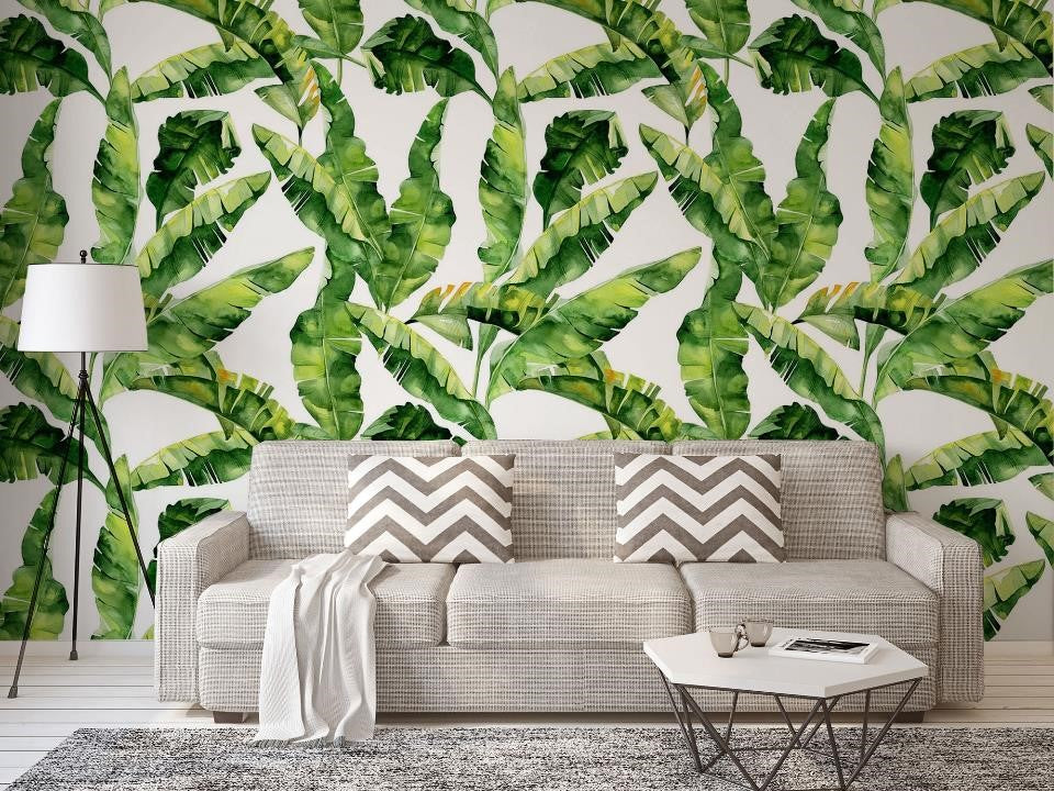 our favorite wallpaper murals
