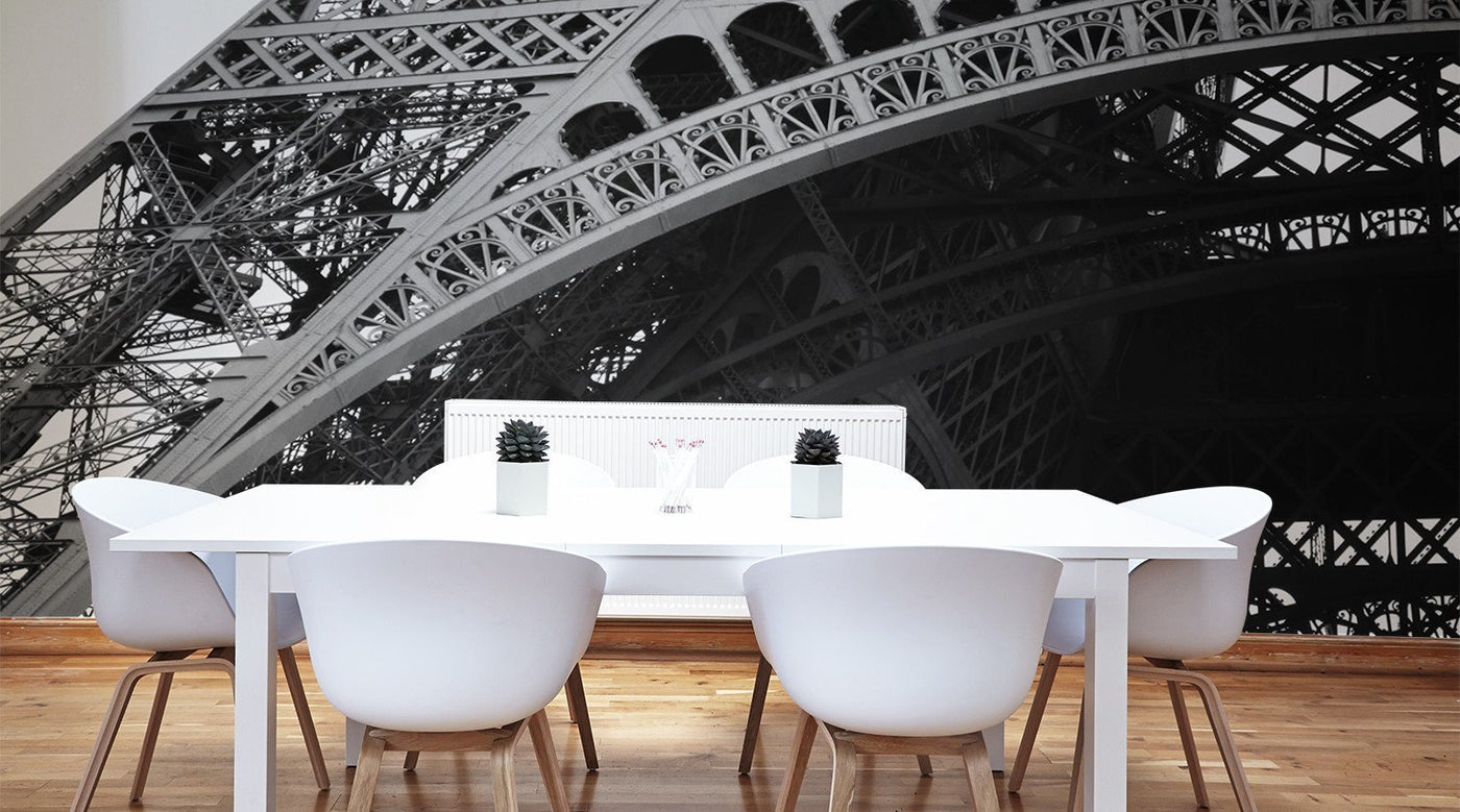 Eiffel Tower Wall Murals