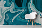 Sea of Marble Wallpaper Mural