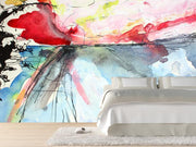 Abstract background Mural-Abstract,Best Seller Murals-Eazywallz