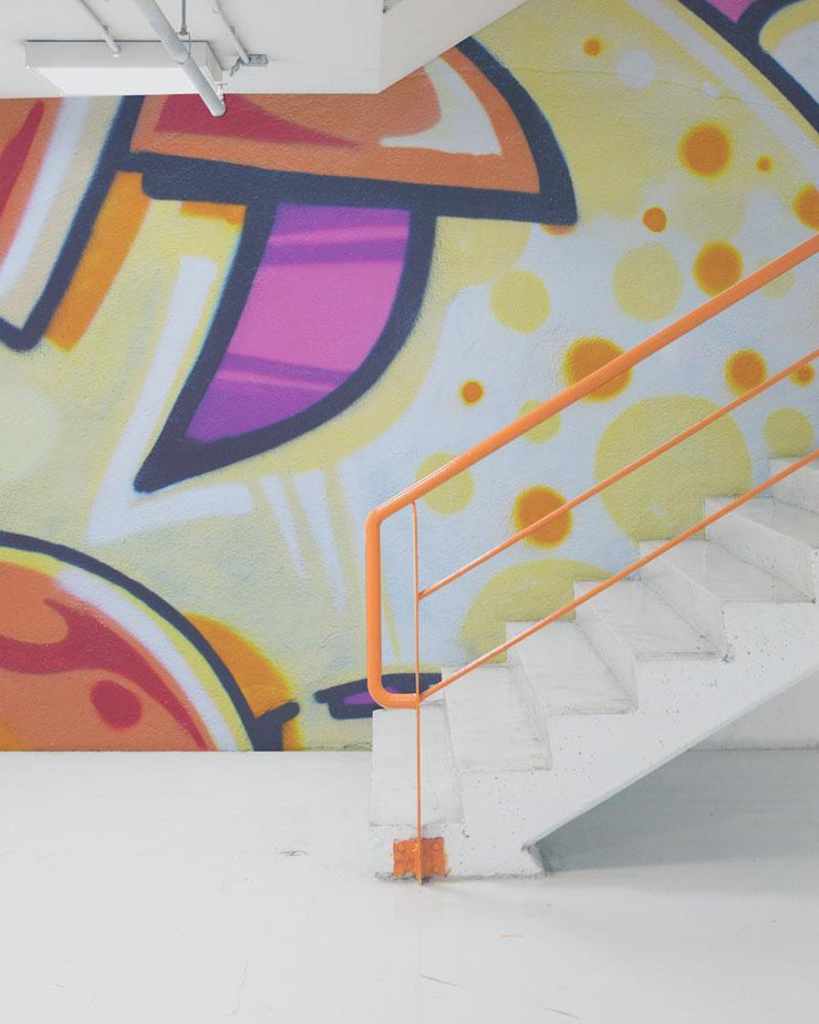 Abstract Street Graffiti Wallpaper Mural-Urban-Eazywallz