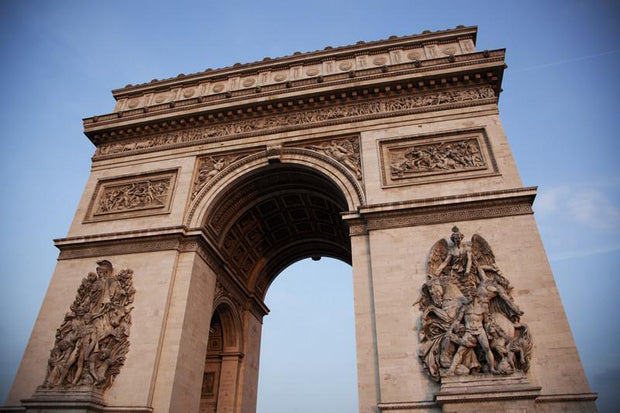 Arc de Triomphe, France Wall Mural-Buildings & Landmarks-Eazywallz