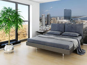 Atlantic City Skyline Wall Mural-Cityscapes-Eazywallz