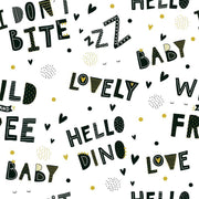 Baby Dinosaur Removable Wallpaper-wallpaper-Eazywallz