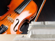 Beautiful violin Wall Mural-Arts-Eazywallz