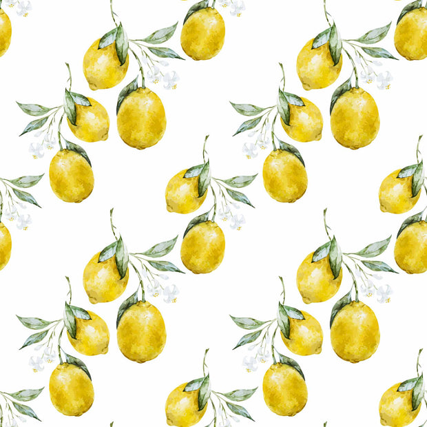 Capri Lemon Wallpaper