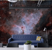 Deep Space Nebula 2 Wall Mural-Space-Eazywallz