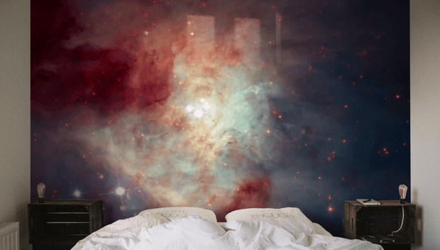 Deep Space Nebula Wall Mural-Space-Eazywallz