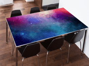 Deep Space Water Colour Table Skin-Sci-Fi & Fantasy-Eazywallz