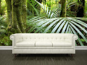 Dense tropical forest Wall Mural-Landscapes & Nature-Eazywallz