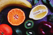 Fruit Layout Wall Mural-Food & Drink-Eazywallz