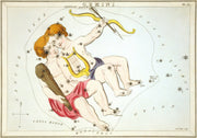 Gemini Wall Mural-astrology-Eazywallz