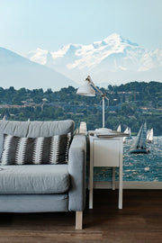 Geneva Boat Racing Wall Mural-Transportation-Eazywallz