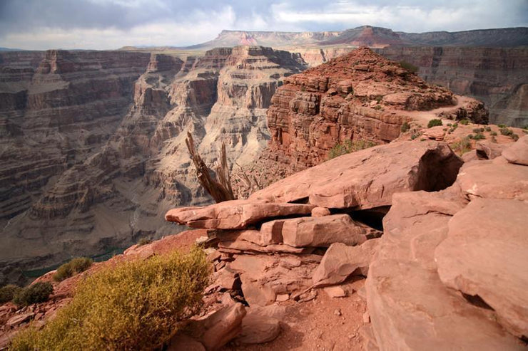 Grand Canyon West area, USA Wall Mural-Buildings & Landmarks,Landscapes & Nature-Eazywallz