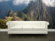 Machu Picchu, Peru Wall Mural-Buildings & Landmarks,Landscapes & Nature-Eazywallz