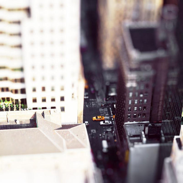 Miniature NYC Wall Mural-Buildings & Landmarks,Cityscapes,Urban,Featured Category-Eazywallz