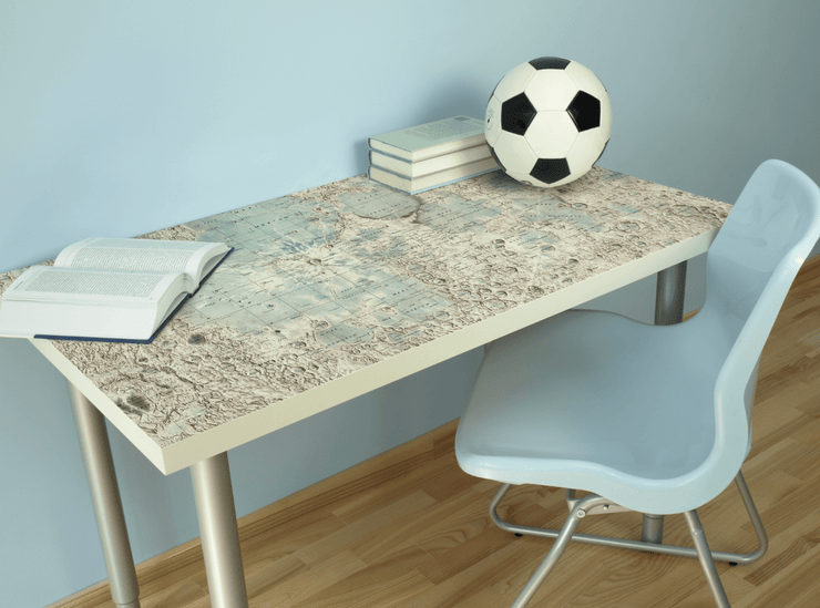 Moon Landing Table Skin-Space-Eazywallz