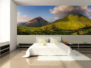 Mountain Panorama in Slovakia Wall Mural-Landscapes & Nature,Panoramic-Eazywallz