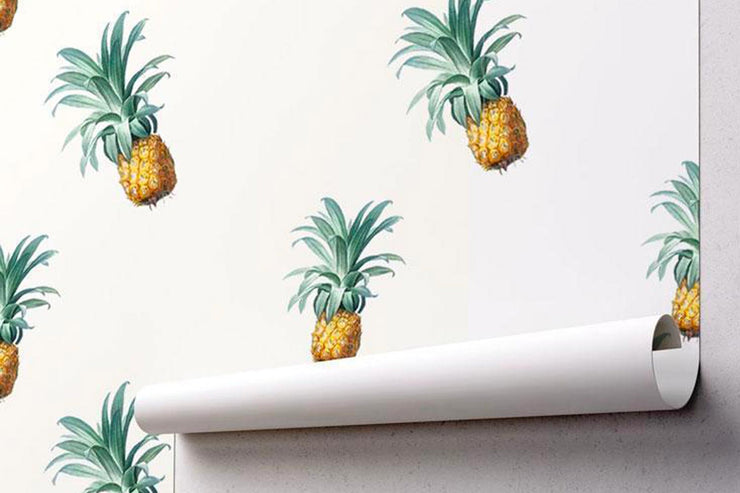 Pineapple Heaven Wallpaper