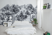 Swiss Mountains Wall Mural-Landscapes & Nature-Eazywallz