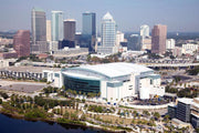 Tampa Bay Skyline Wall Mural-Cityscapes-Eazywallz