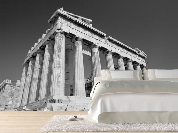 the Parthenon on Acropolis, Greece Wall Mural-Buildings & Landmarks-Eazywallz