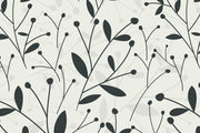Trendy petals pattern Wall Mural-Patterns-Eazywallz