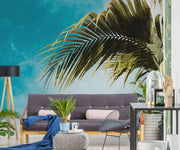 Vacation View Mural Wallpaper-Textures-Eazywallz