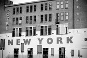 Vintage Hotel in NYC Wall Mural-Cityscapes-Eazywallz