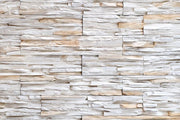 Yellow and white stone wall Wall Mural-Textures-Eazywallz