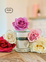 Home Couture - Cassis & Rose Scented Candle