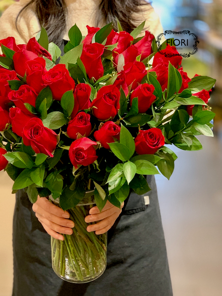 Valentine's Day Ultimate Love - 3 DOZEN RED ROSES