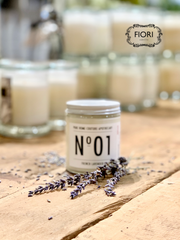 No1 Scented Candle - Lavender