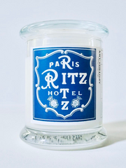 Scented Candle - Ritz Hotel Label