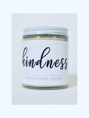 Kindness - Woodsmoke Scented Candle