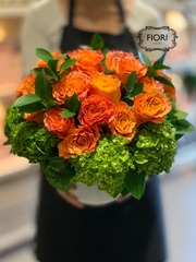 Order Thanksgiving flowers and Centrepieces online delivery near Oakville Milton Burlington Mississauga Hamilton Toronto areas