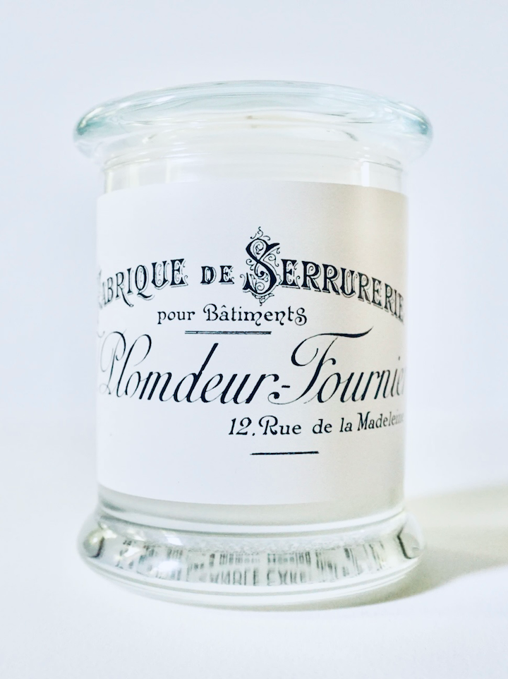 Scented Candle - Fabrique French Label