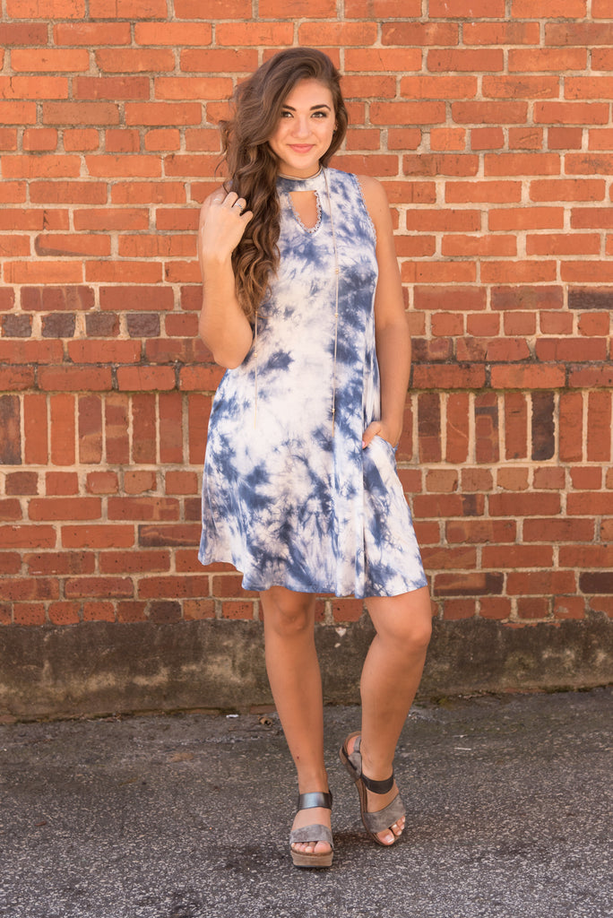 Chasing Clouds Dress