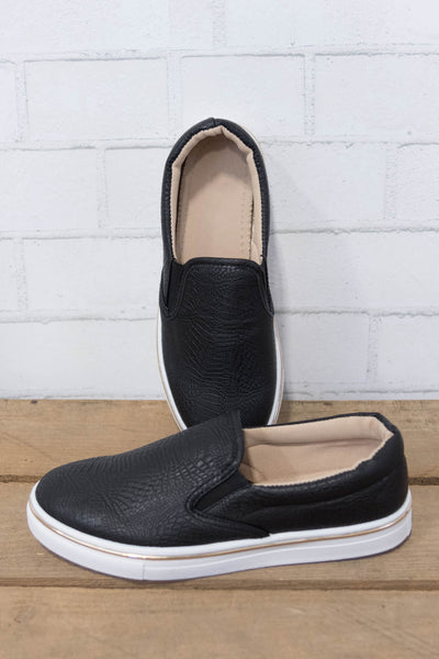 Board Shoes in Black