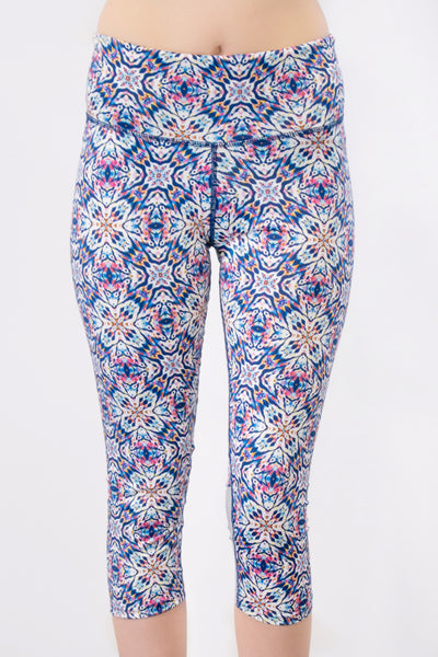 Work it Out Leggings in Kaleidoscope