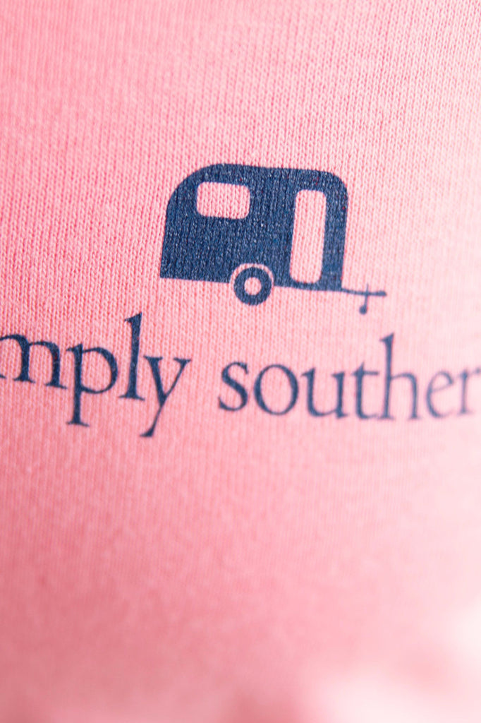 Simply Southern Short Sleeve in Classy Camper