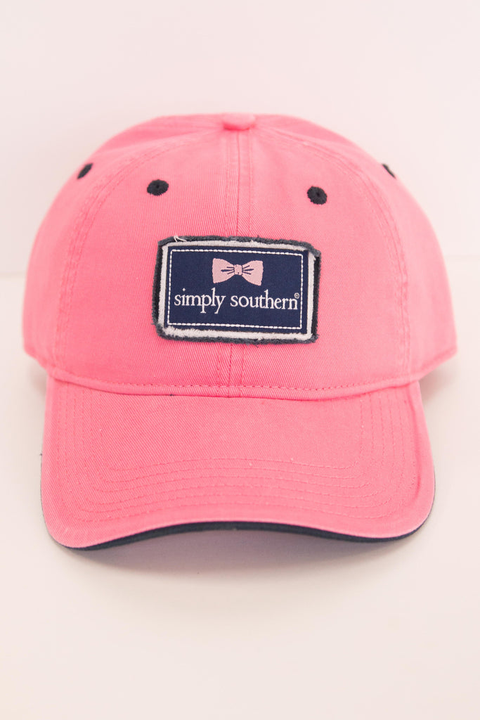 Simply Southern Hat in Pink