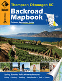 Backroad Map Book: Thompson and Okanagan