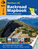 Backroad Map Book: Northern BC