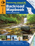 Backroad Map Book: Vancouver Island, Victoria and Gulf Islands