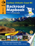 Backroad Map Book: Cariboo, Chilcotin Coast