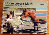 Horse Lover's Math - Level 1