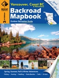 Backroad Map Books: Vancouver, Coast and Mountains