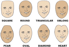Try A Few Different Styles To See What Suits You Best Would Look Great On Short Medium Or Long Hair Square Face